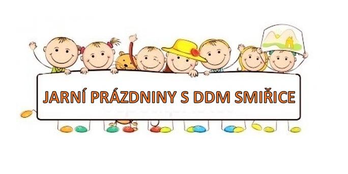 Jarní prázdniny s DDM
